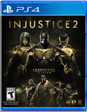 Injustice 2 -- Legendary Edition (PlayStation 4)