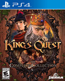 King's Quest: The Complete Collection (PlayStation 4)
