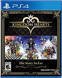 Kingdom Hearts: The Story So Far (PlayStation 4)