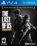 Last of Us, The -- Remastered (PlayStation 4)