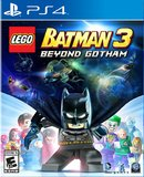 Lego Batman 3: Beyond Gotham (PlayStation 4)