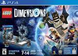 Lego Dimensions Starter Pack (PlayStation 4)