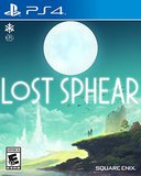 Lost Sphear (PlayStation 4)