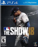 MLB: The Show 18 (PlayStation 4)