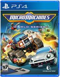 Micro Machines: World Series (PlayStation 4)