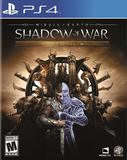 Middle-Earth: Shadow Of War -- Gold Edition (PlayStation 4)