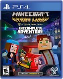 Minecraft Story Mode: The Complete Adventure (PlayStation 4)