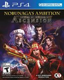 Nobunaga's Ambition: Sphere of Influence: Ascension (PlayStation 4)
