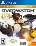 Overwatch -- Game of the Year Edition (PlayStation 4)