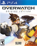 Overwatch -- Origins Edition (PlayStation 4)