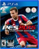 PES 2015: Pro Evolution Soccer (PlayStation 4)