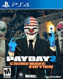 Payday 2 -- Crimewave Edition (PlayStation 4)