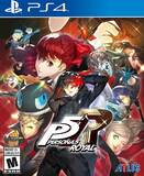 Persona 5 Royal (PlayStation 4)