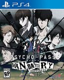 Psycho-Pass: Mandatory Happiness (PlayStation 4)