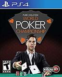 Pure Hold'em: World Poker Championship (PlayStation 4)