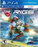 RIGS Mechanized Combat League (PlayStation 4)