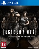Resident Evil -- HD Remaster (PlayStation 4)