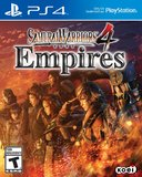 Samurai Warriors 4 -- Empires (PlayStation 4)