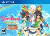 Senran Kagura: Peach Beach Splash -- No Shirt, No Shoes, All Service Edition (PlayStation 4)