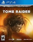 Shadow of the Tomb Raider -- Croft Steelbook Edition (PlayStation 4)
