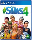 Sims 4, The (PlayStation 4)