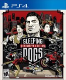 Sleeping Dogs -- Definitive Edition (PlayStation 4)