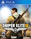 Sniper Elite III (PlayStation 4)
