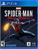 Spider-Man: Miles Morales (PlayStation 4)