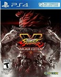 Street Fighter V: Arcade Edition (PlayStation 4)