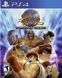 Street Fighter: 30th Anniversary Collection (PlayStation 4)