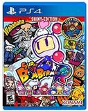 Super Bomberman R -- Shiny Edition (PlayStation 4)