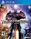 Transformers: Rise of the Dark Spark (PlayStation 4)