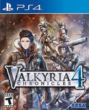 Valkyria Chronicles 4 (PlayStation 4)
