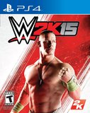 WWE 2K15 (PlayStation 4)