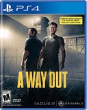 Way Out, A (PlayStation 4)