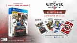 Witcher III: Wild Hunt, The -- Blood and Wine DLC -- Limited Edition (PlayStation 4)