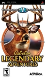 Cabela's Legendary Adventures (PlayStation Portable)