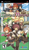 Class of Heroes (PlayStation Portable)