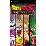 Dragon Ball Z: Shin Budokai: Another Road (PlayStation Portable)
