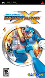 Mega Man Maverick Hunter X (PlayStation Portable)