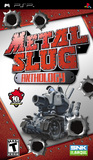 Metal Slug Anthology (PlayStation Portable)