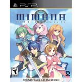 Mimana: Iyar Chronicle (PlayStation Portable)
