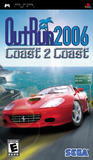 OutRun 2006: Coast 2 Coast (PlayStation Portable)