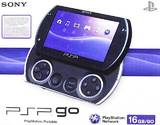 PSP Go (PlayStation Portable)