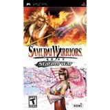 Samurai Warriors: State of War (PlayStation Portable)