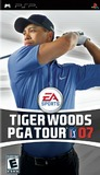 Tiger Woods PGA Tour 07 (PlayStation Portable)