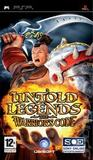 Untold Legends: The Warrior's Code (PlayStation Portable)