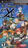 Ys Seven (PlayStation Portable)