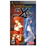 Ys: I & II Chronicles (PlayStation Portable)