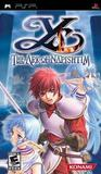 Ys: The Ark of Napishtim (PlayStation Portable)